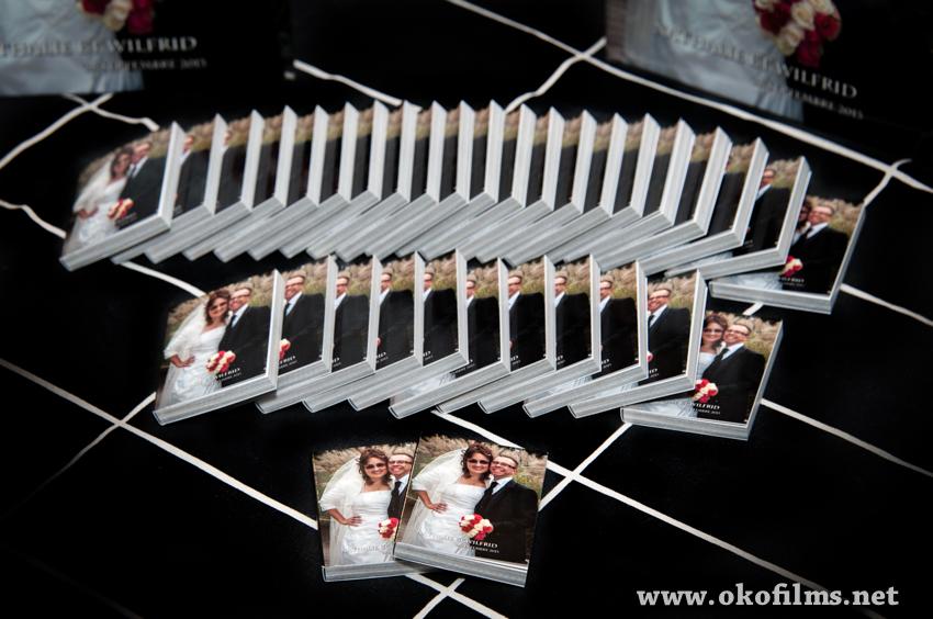 Livre du mariage. Mini livres. • Studio Oko Films & Photos
