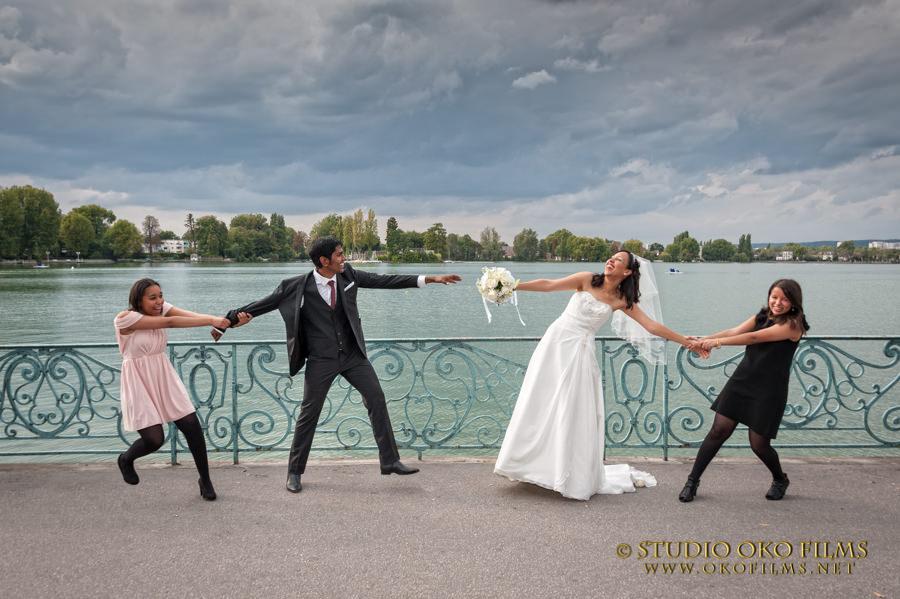 Studio Oko Films : reportage photo mariage