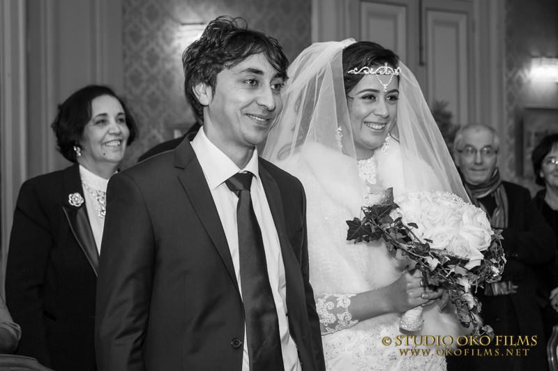 Photoreportage mariage Paris : Studio Oko Films & Photos