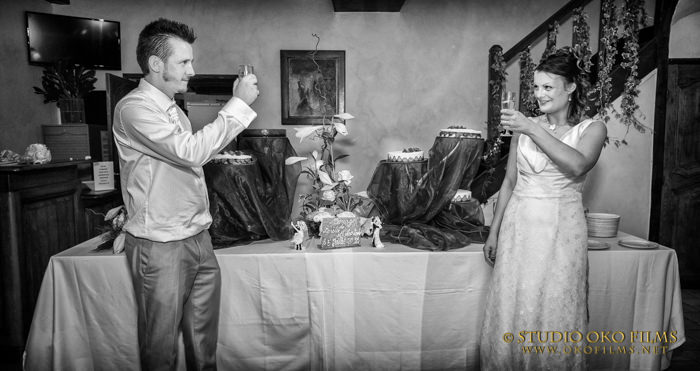 Photographe de mariage Paris : Studio Oko Films
