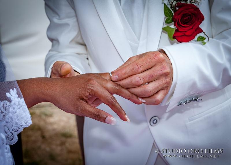 Photos mariage mixte © Studio Oko Films