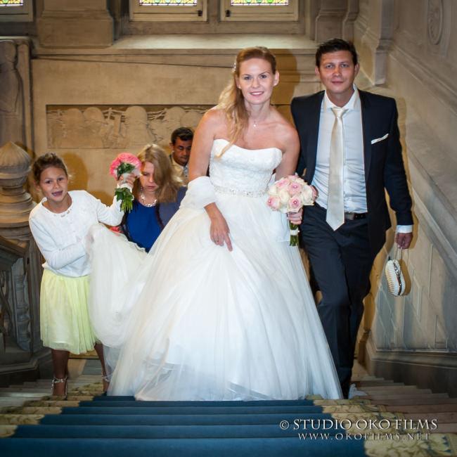 Photoreportage de mariage © Studio Oko Films