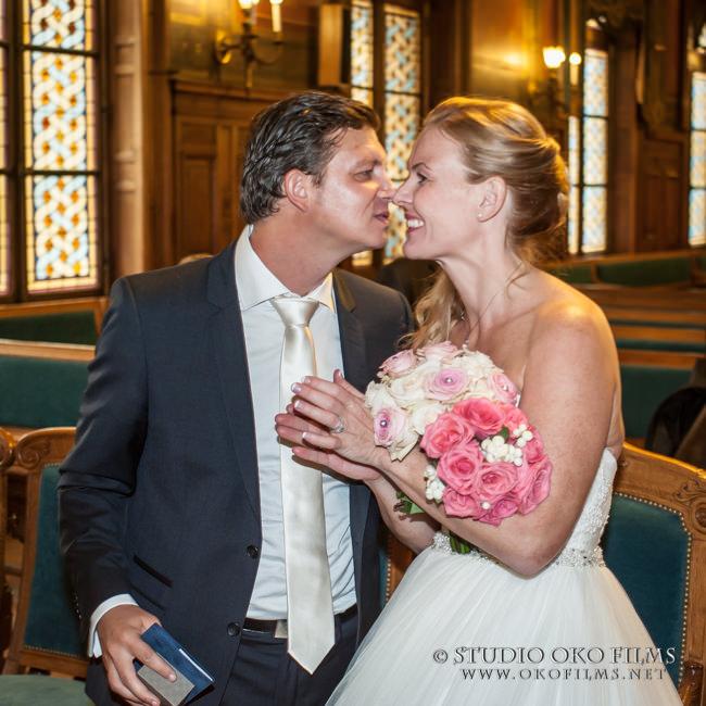 Photographe mariage Paris © Studio Oko Films
