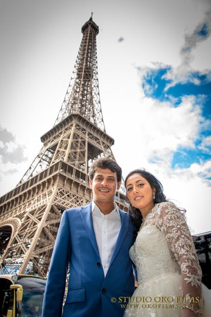 Mariage à Paris. © Studio Oko Films