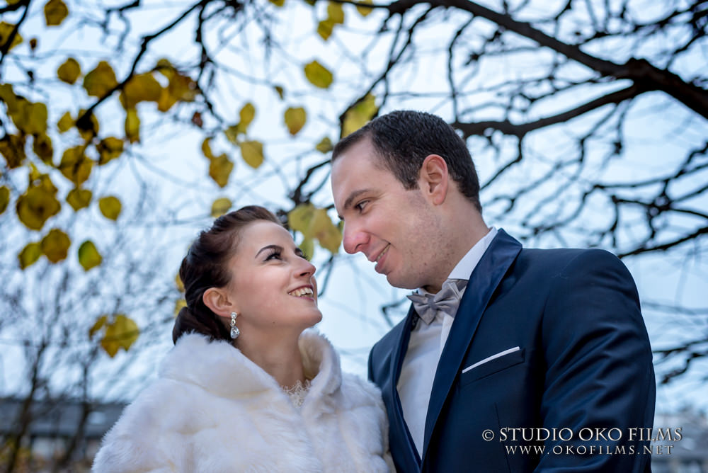 Photographe de mariage à Paris • © Studio Oko Films & Photos