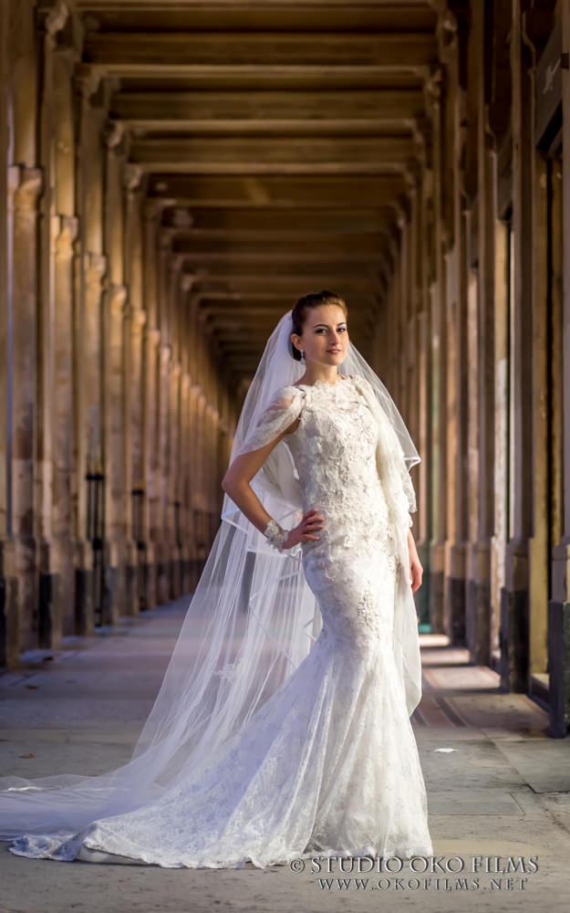 Photographe de mariage à Paris • © Studio Oko Films & Photos
